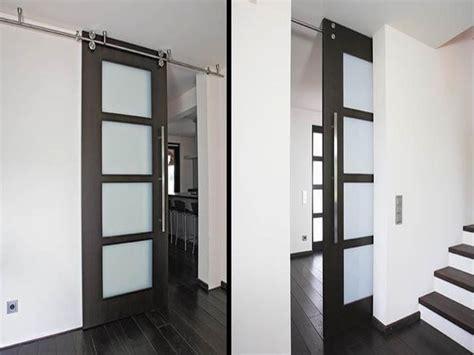 Hanging sliding closet doors, ceiling mount sliding door