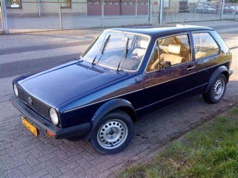 volkswagen golf 1 6 turbo diesel gl 1982 gebruikerservaring autoreviews autoweek nl
