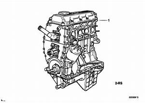 Original Parts For E46 318i M43 Touring    Engine   Short
