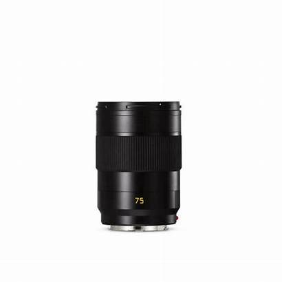 Sl Leica Apo 75mm Asph Summicron Anodized
