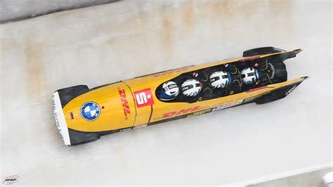 Vācija atkal dominē bobslejā, Frīdriham kartējā uzvara