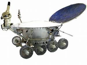 Lunokhod 1 : le lunaire