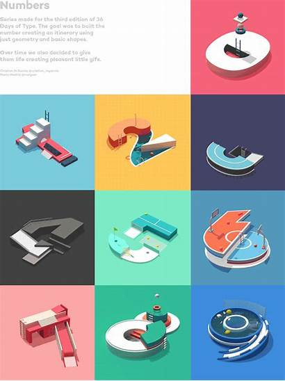 Behance Numbers
