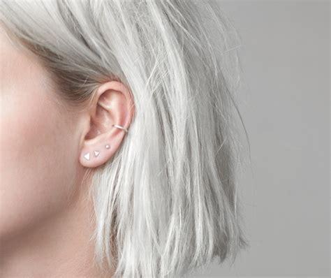 piercing oreille conch 1001 looks et conseils pour le piercing oreille r 233 ussit