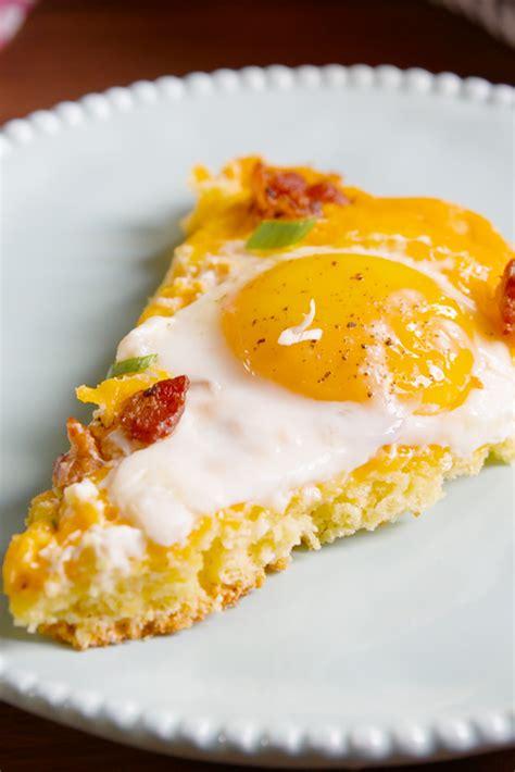 breakfast recipies best cornbread breakfast pizza recipe how to make cornbread breakfast pizza delish com