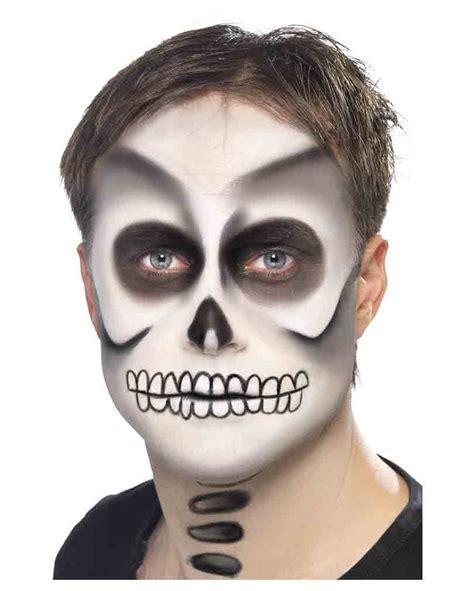 make up skelett skelett make up kit gruseliges horror schmink set horror shop