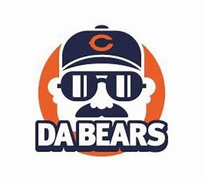 Bears Chicago Football Clipart Cliparts Da Fantasy
