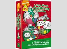 Merry Max Ruby Bunny Christmas Dvd And 5