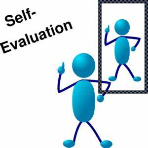 Blue Stick Man Self Evaluation Clip Art at Clker.com ...