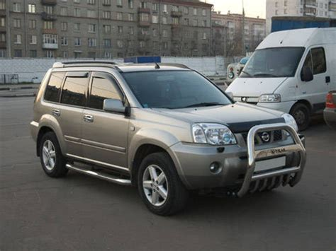 Nissan X Trail Picture by 2005 Nissan X Trail Pictures
