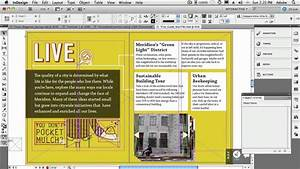 10 Random Adobe Indesign Cs5 Tips  U0026 Techniques