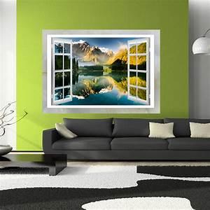 Xxl Poster Kaufen : 3d wandillusion wandbild fototapete poster xxl fensterblick vlies c c 0124 c a ebay ~ Markanthonyermac.com Haus und Dekorationen