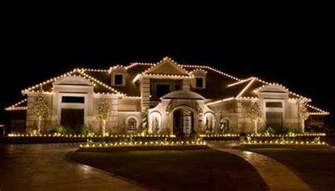 how to christmas lights on house seasonal displays deboer landscapes