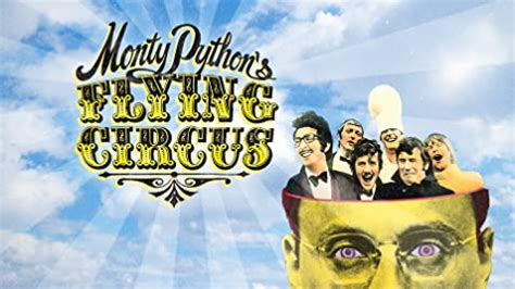 monty pythons flying circus tv series
