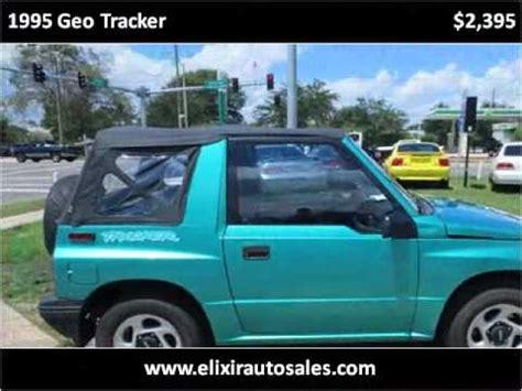 geo tracker  cars jacksonville fl youtube