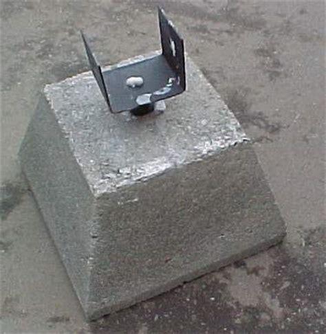 precast concrete deck footings home depot concrete pier blocks quotes