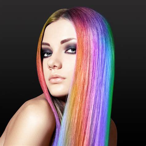 color hair app hair color changer styles salon recolor booth app