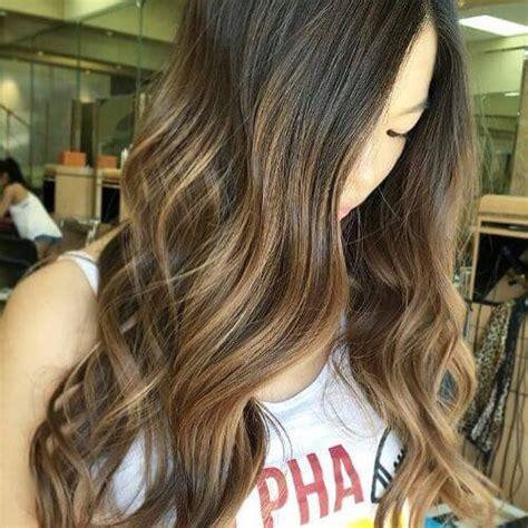 light brown highlights on brown hair 80 balayage highlights ideas for every hair color hair