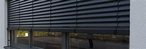 Store A Lamelle : utilit des stores v nitiens ext rieurs en aluminium ~ Edinachiropracticcenter.com Idées de Décoration