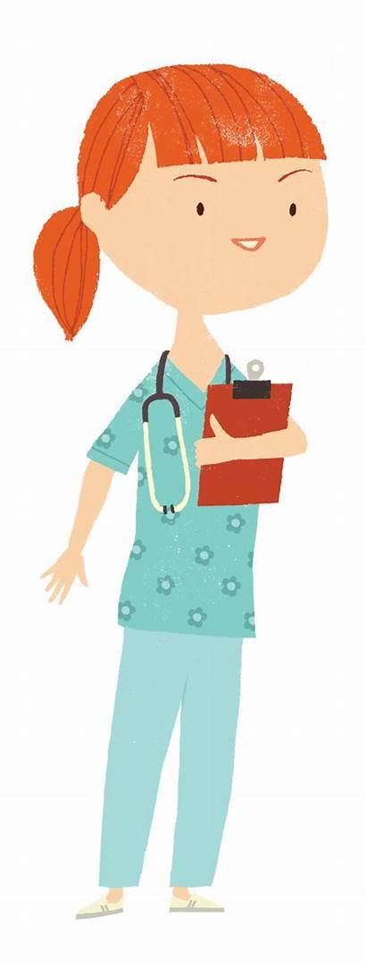 Midwife Clipart Nurse Cliparts Clip Midwives Pregnancy