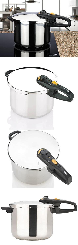energy cooker efficient steamer basket pressure efficiency quart rikajones