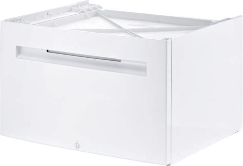 Bosch Wmz20490 Pedestal With Pull-out Drawer For Washers