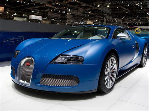 Bugatti Veyron 16.4 Bleu Centenaire High Resolution Image