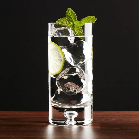 direction  oz highball glass reviews crate  barrel
