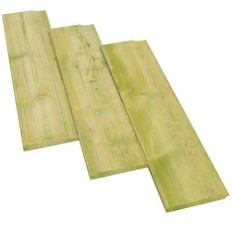 Pressure Treated Shiplap - replacement 16mm pressure treated boards from tiger sheds