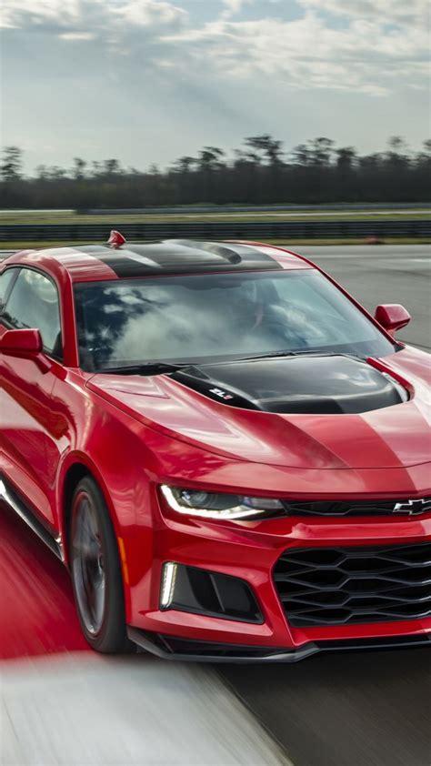wallpaper chevrolet camaro zl nyias  red cars
