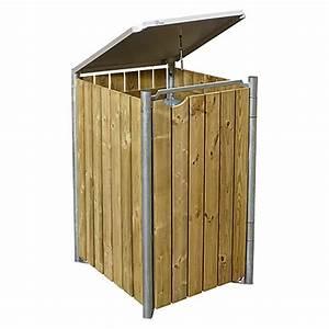 Verkleidung Für Mülltonnen : hide m lltonnenbox verkleidung wood cover passend f r hide m lltonnenbox gestell 140 l holz ~ Sanjose-hotels-ca.com Haus und Dekorationen