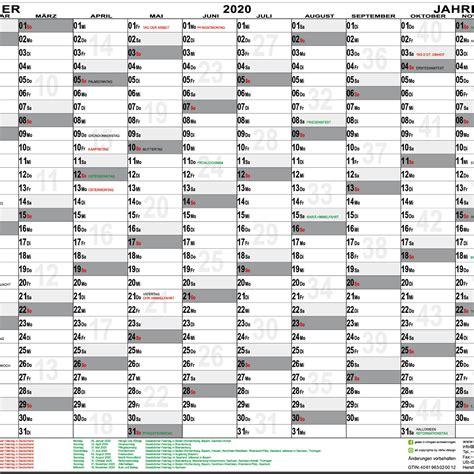 wandplaner din gefaltet wandkalender kalender jahr plan kw gross