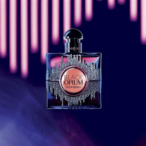 black opium sound illusion yves saint laurent perfume