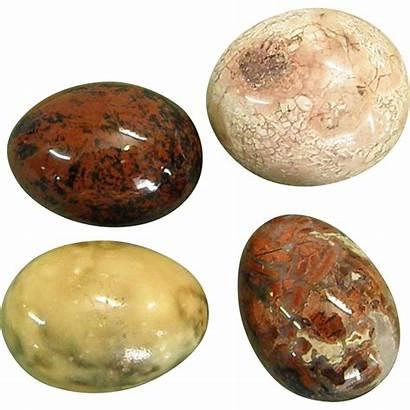 Marble Stone Decorative Colorful Eggs