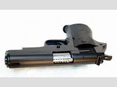 STAR pistol refinish