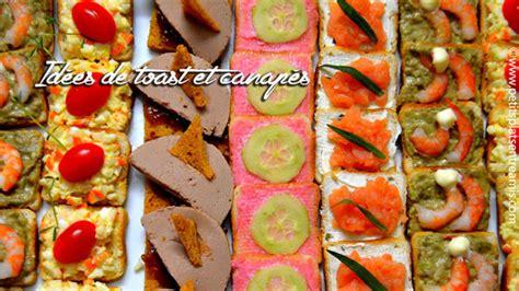 canape apero facile et rapide idées de toast et canapés apéritif petits plats entre amis
