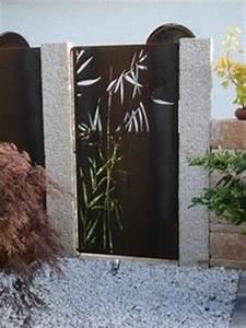 1000 images about garten on pinterest french drain With whirlpool garten mit balkon sichtschutz aus glas