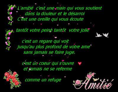 Amiti Tr S Forte Entre Deux Femmes by Poeme D Amitie Forte Po 232 Me D Amiti 233