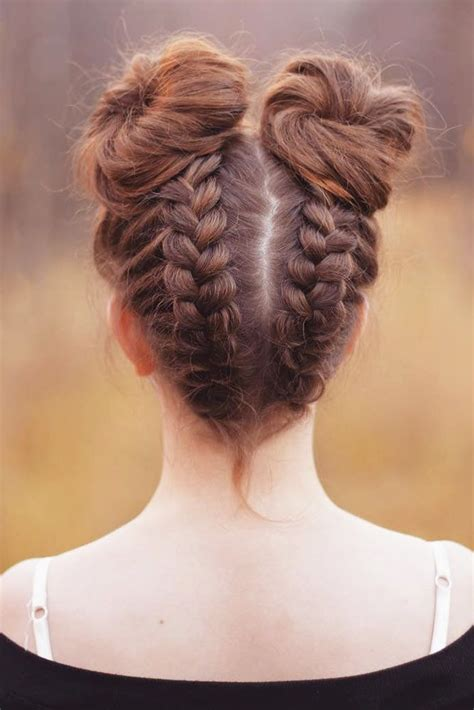 amazing braid hairstyles  party  holidays cool