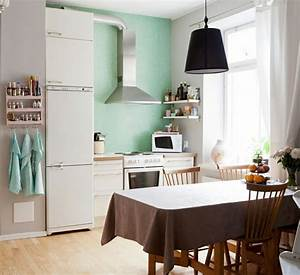 Carrelage Vert D Eau : couleur cuisine la cl de l 39 association harmonieuse ~ Melissatoandfro.com Idées de Décoration