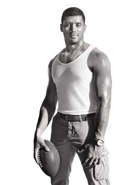 russell wilson  quarterback  connects mens fitness