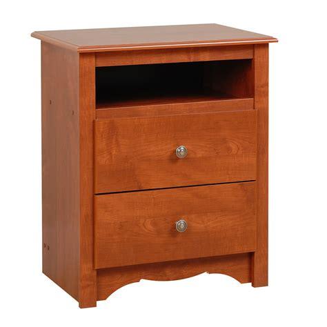 monterey  drawer tall nightstand cherry cdc