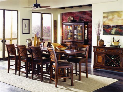 counter height kitchen tables Living Room Contemporary