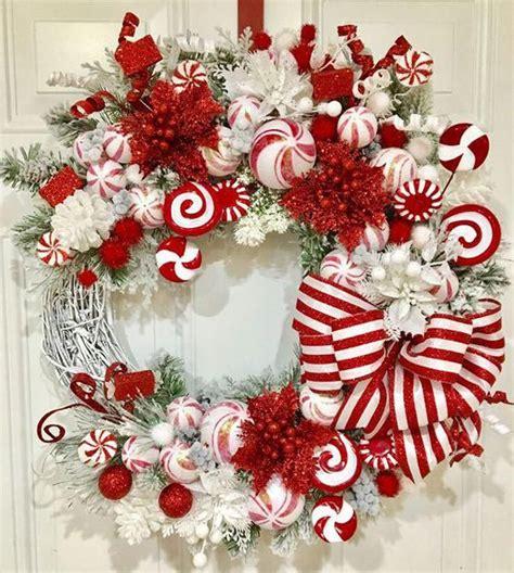 dollar store christmas wreaths diy beautiful christmas
