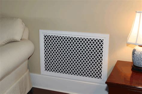 Decorative Cold Air Return Grilles by Decorative Access Panels Air Supply Registers And Return