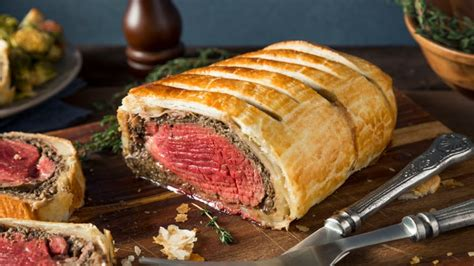 serve  beef wellington  amazing dishes janes kitchen miracles