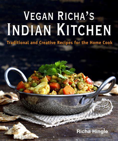 vegan richas indian kitchen cookbook pre order