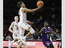 Trae Young ties Division I record with 22 assists in