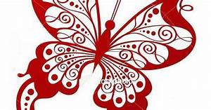 Lots And Lots Of Butterfly Templates  Maybe To Use For