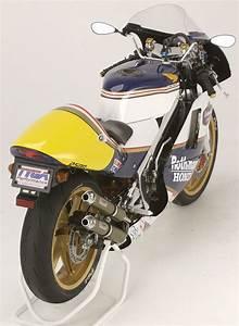 Racing Caf U00e8  Honda Nsr 250 Mc18  U0026quot Rothmans U0026quot  1988 By Steve